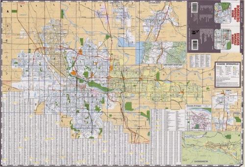 Eugene Grid | Eugene Area Stories